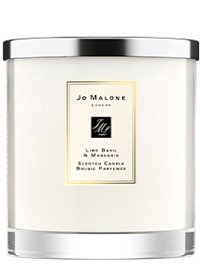 Lime Basil & Mandarin Luxury Candle